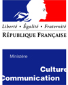 Logo Minist�re de la Culture et de la Communication