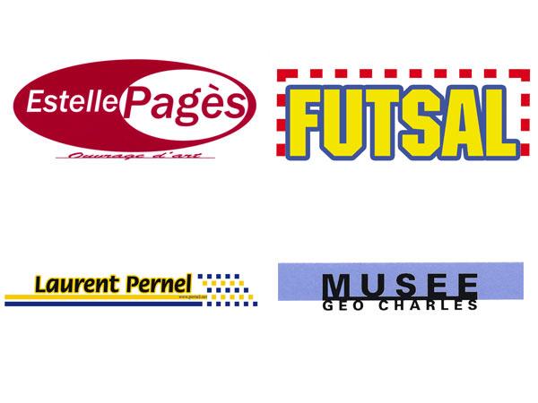 Détail des logos