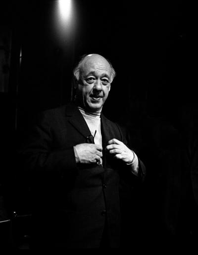 Portrait de Eugène Ionesco