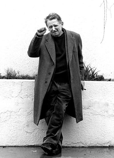 Portrait de Jean-Marie Straub