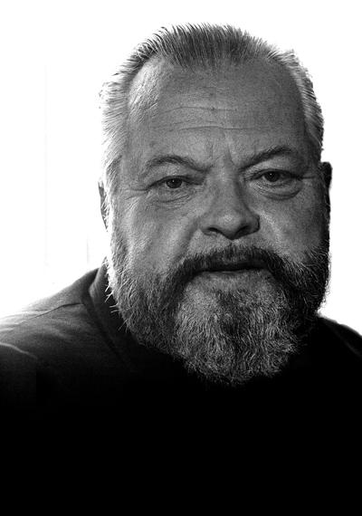 Portrait de Orson Welles