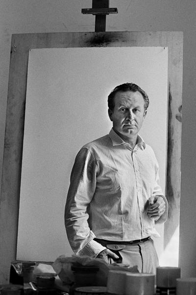 Portrait de Claudio Parmiggiani