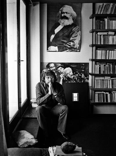 Portrait de Roger Planchon
