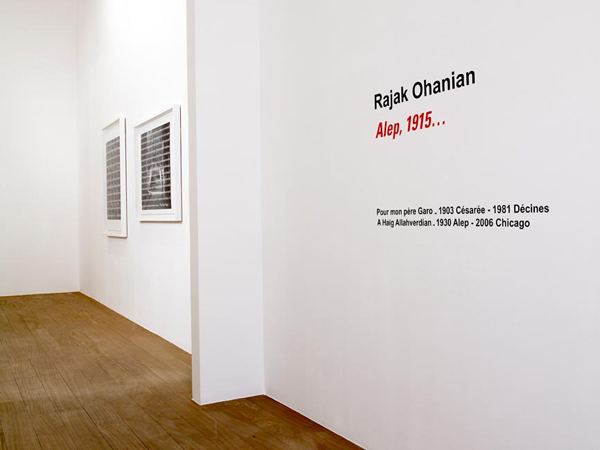 Exposition Rajak Ohanian