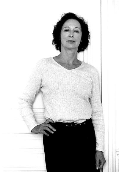 Portrait de Annie Salager