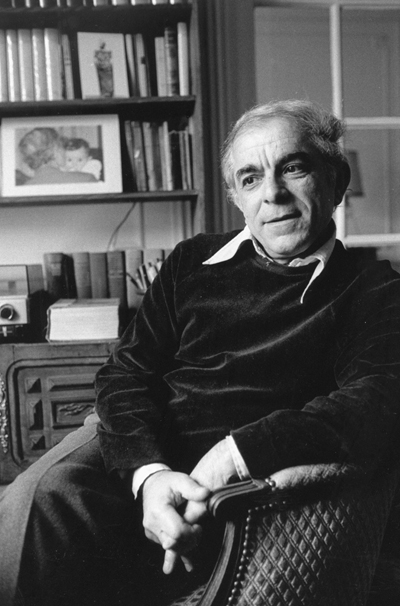 Portrait de Jean Jacques Varoujean