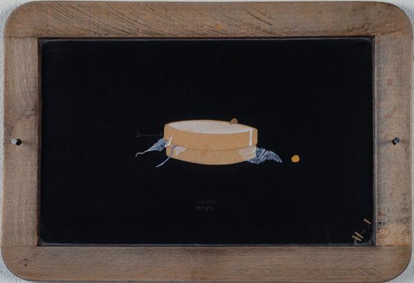 Pentimento, 1993 - 1994