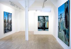 Exposition Galerie Zürcher, 2010