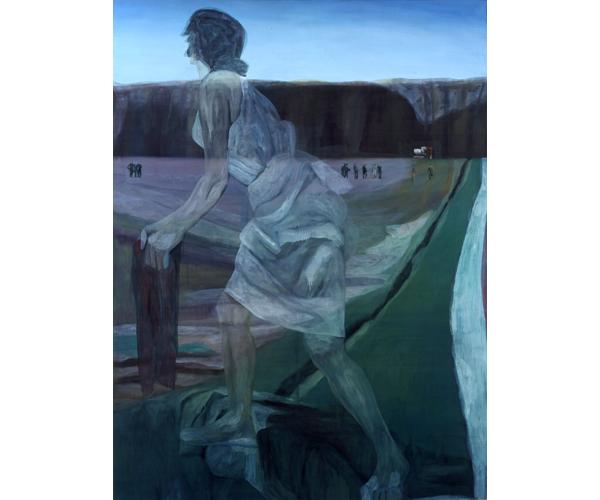 huile sur toile, 200 x 150<br/>Collection particulière<br/>Crédit photo : Galerie Zürcher, Paris