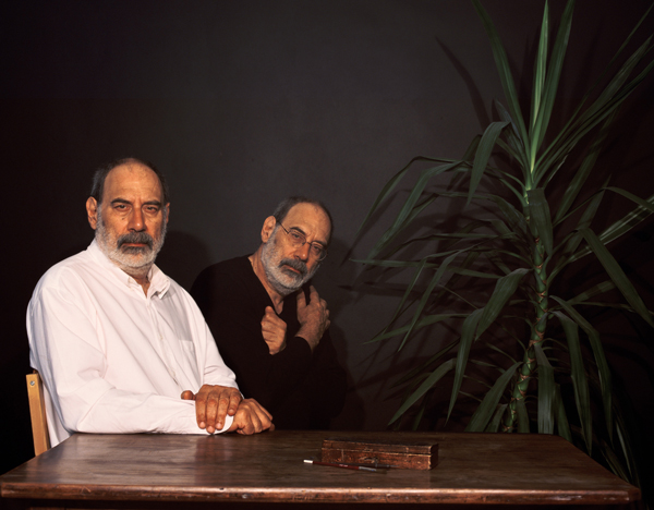 Les frères Jean et Claude