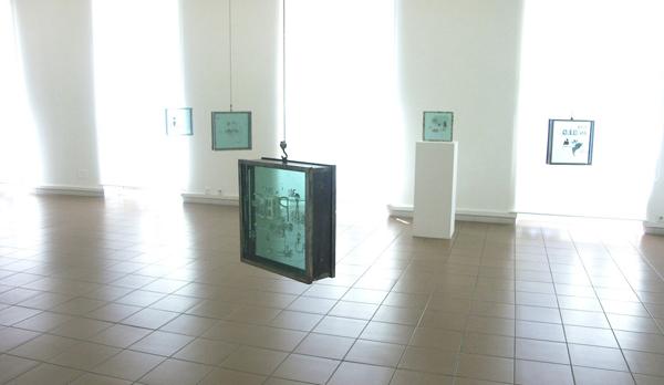 Hecto-Verso, 1999, vue d'exposition