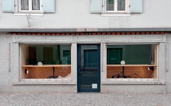 Sélest'Art, 19ème Biennale d'art contemporain de Sélestat, vitrines du Schaufenster, 2011