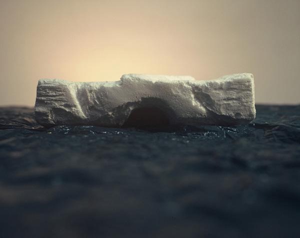 Fabienne Ballandras - Icebergs, 2006