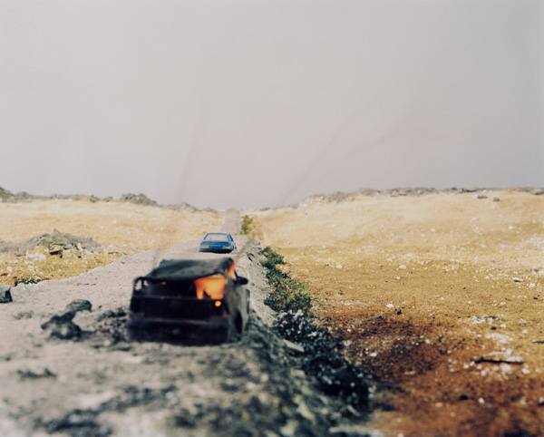Attentats (voitures), 2006