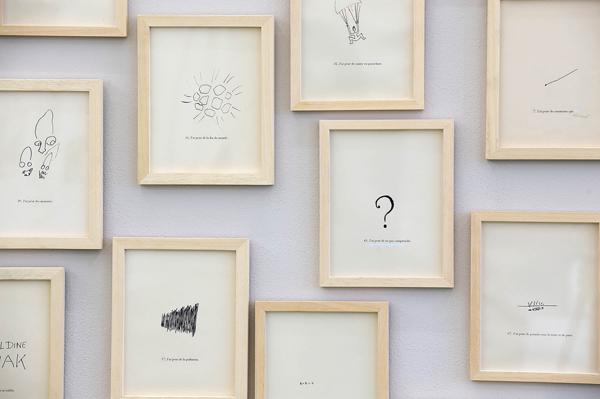Documents d'artistes Auvergne - Rhône-Alpes - Géraldine Kosiak