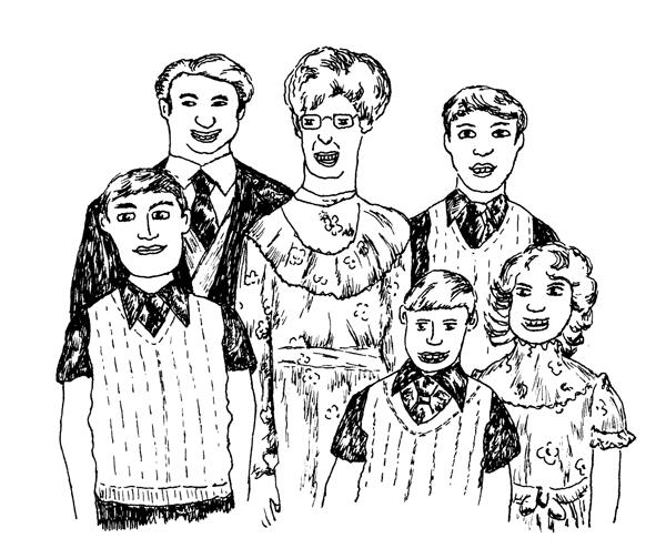 Carnet de famille, 2006