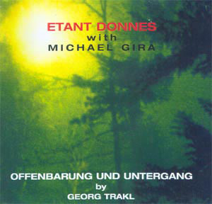 Offenbarung und Untergang, 1999