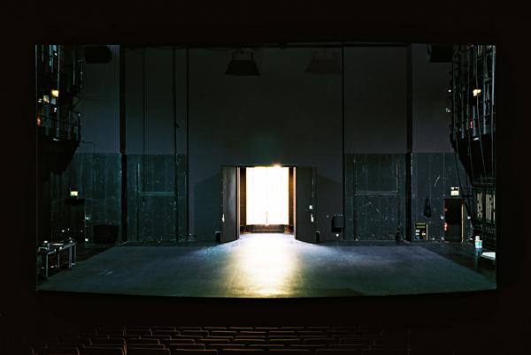 Eric Hurtado, Juste la fin du monde (Les lieux de Jean-Luc Lagarce), 2007