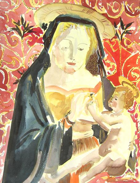 Vierges à l'enfant, 2006