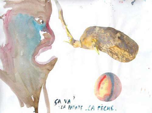 La patate, la pêche ?, 2009