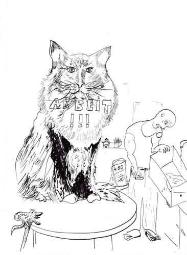 La dictature du chat, 2012
