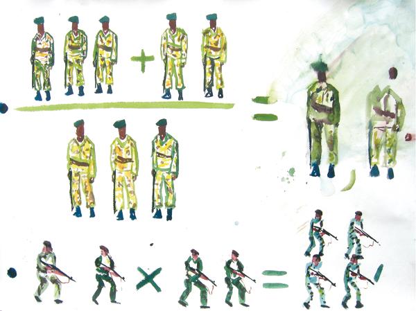 Opération militaire, 2009