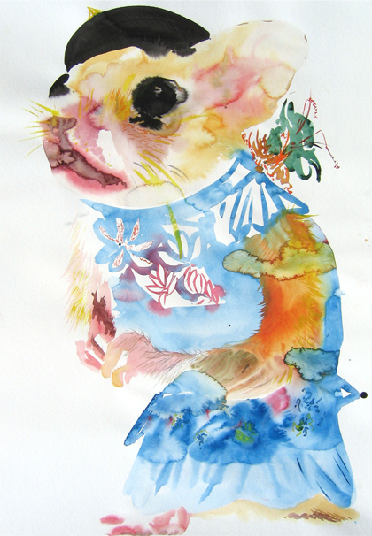 Hamster dame, 2009