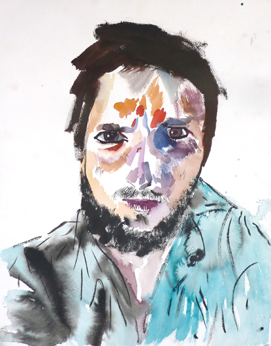 Autoportrait, 2011