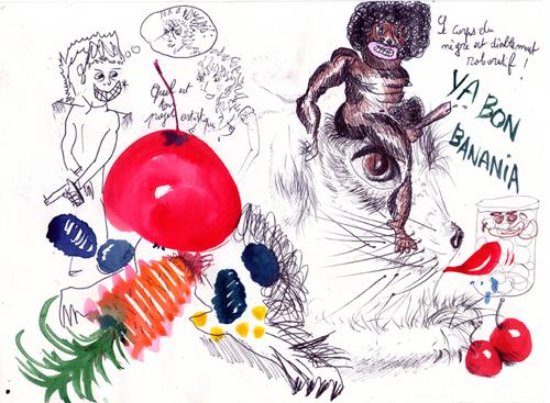 Quel est ton projet artistique, 2012