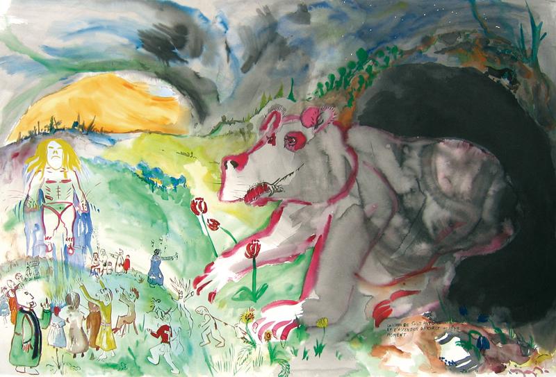 Vision de St Antoine, 2004