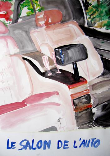 Salon de l'auto, 2004
