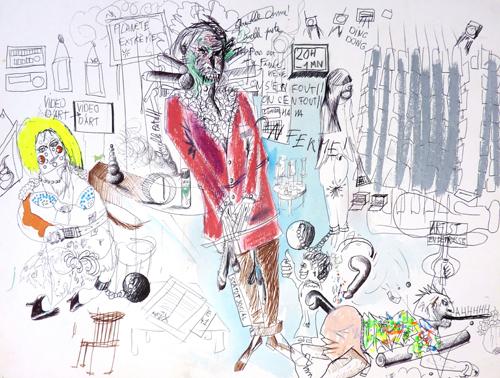 Artiste en détresse, 2012