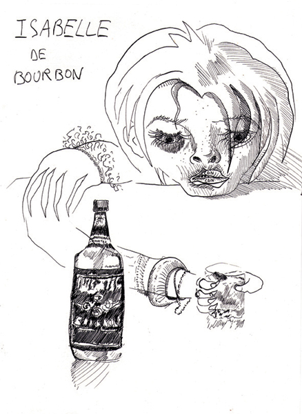 Isabelle de bourbon, 2010