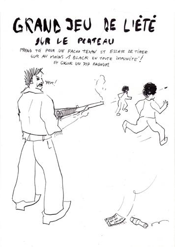 Jeu shoot, 2010