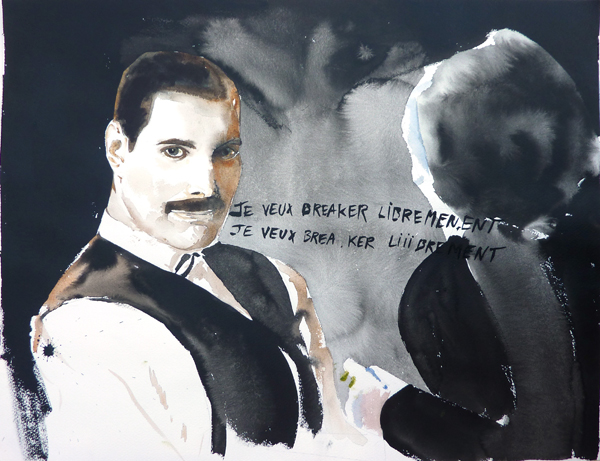 I want to break free, 2011