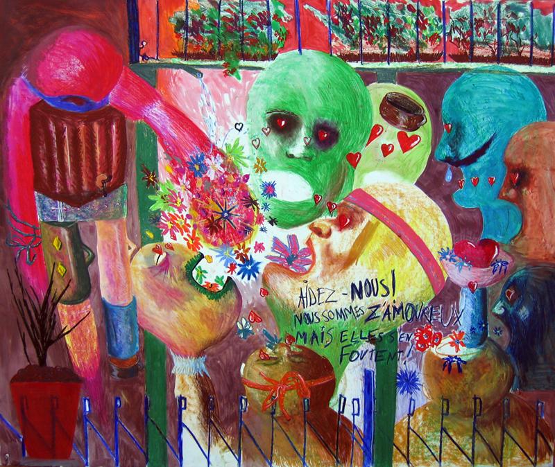 Les z'amoureux, 2005