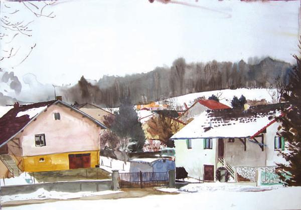 Jean-Xavier Renaud, Lotissements, 2008