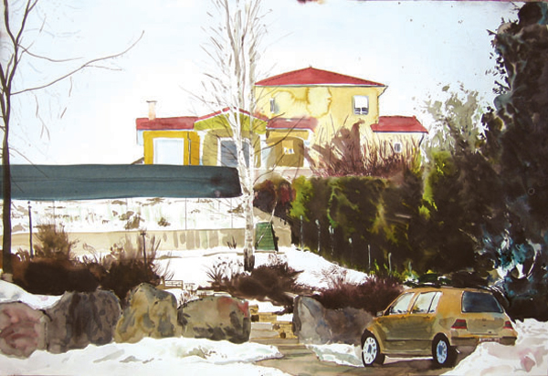 Lotissements, 2008