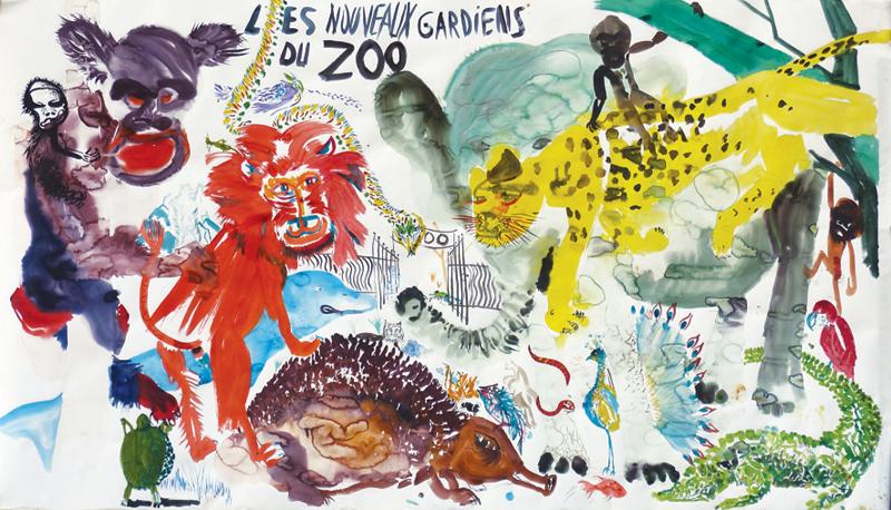 Documents d'artistes Auvergne - Rhône-Alpes - Jean-Xavier Renaud