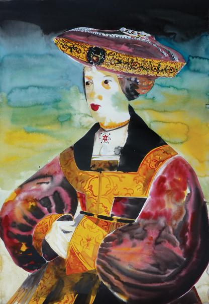 Généalogie de Marguerite d'Autriche, 2010