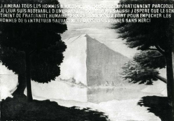 Poncifs, 1989-1990