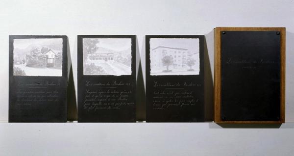 Bruno Yvonnet, Les conditions du bonheur, 1992