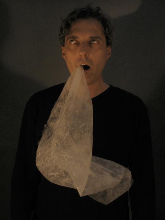 Bruno Yvonnet - Matérialisations ectoplasmiques, 2006