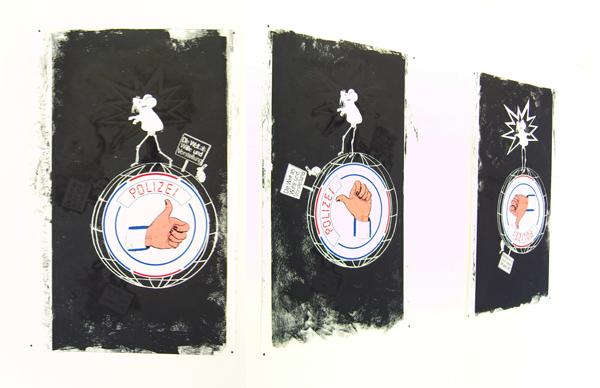 Bandits cosmiques, 2008