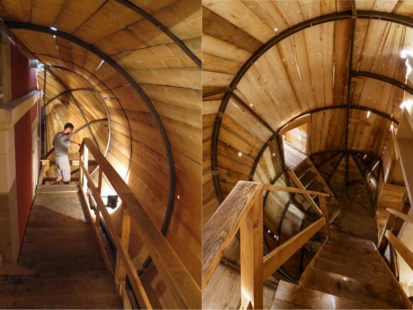 Vue de l'exposition <i>Le Trou</i>, Villa Bernasconi, Genève, 2012<br/>6/10