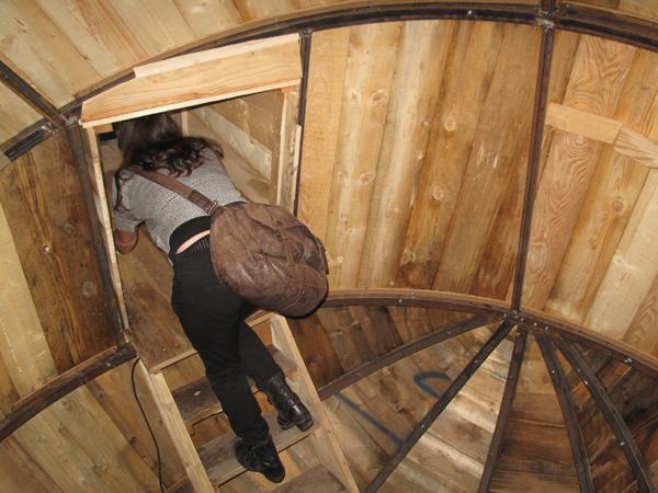 Vue de l'exposition <i>Le Trou</i>, Villa Bernasconi, Genève, 2012<br/>7/10