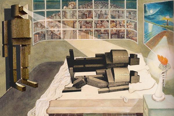 Le rêve du pantin, 2008