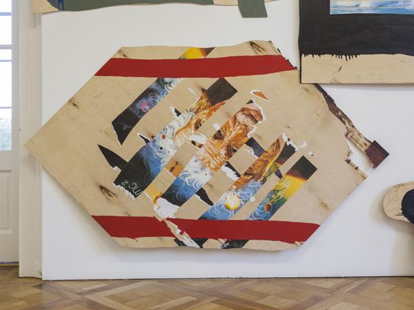 Vue de l'exposition <i>Le Trou</i>, Villa Bernasconi, Genève, 2012<br/>2/19 - Photo : © Dylan Perrenoud
