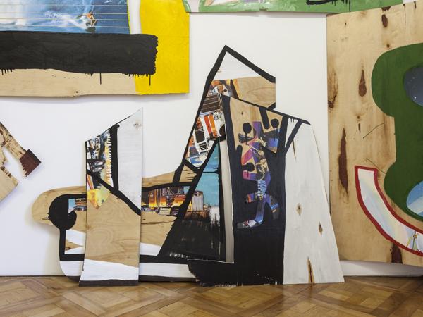 Vue de l'exposition <i>Le Trou</i>, Villa Bernasconi, Genève, 2012<br/>3/19 - Photo : © Dylan Perrenoud
