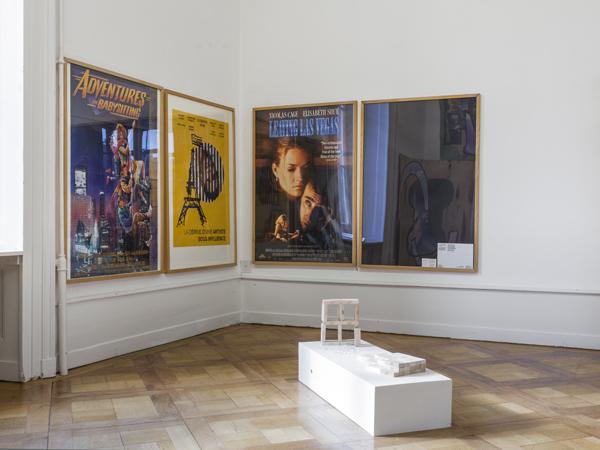 Vue de l'exposition <i>Le Trou</i>, Villa Bernasconi, Genève, 2012<br/>4/19 - Photo : © Dylan Perrenoud